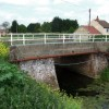 Bridge over the East Fen Catchwater Drain, Stickford