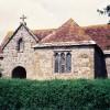 Tarrant Rawston: former parish church of St. Mary
