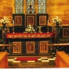 The Altar of St  Paul's Church, Scropton, Derbyshire