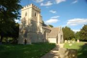 Alvescot Church,Alvescot, Oxfordshire.
