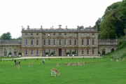 Dyrham Park, South Gloucestershire- east front