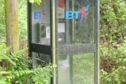 Telephone Box, Cwm Cewydd