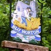Blo' Norton: village sign