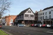 The Market House, Ledbury town centre