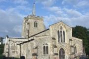 Anstey Church
