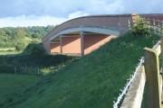 Bridge over the railway, Oath