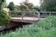 Bridge at Lower Grove Mill