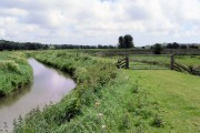 The river Brede at peace