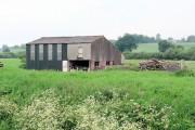 Barn next to Hexden Channel