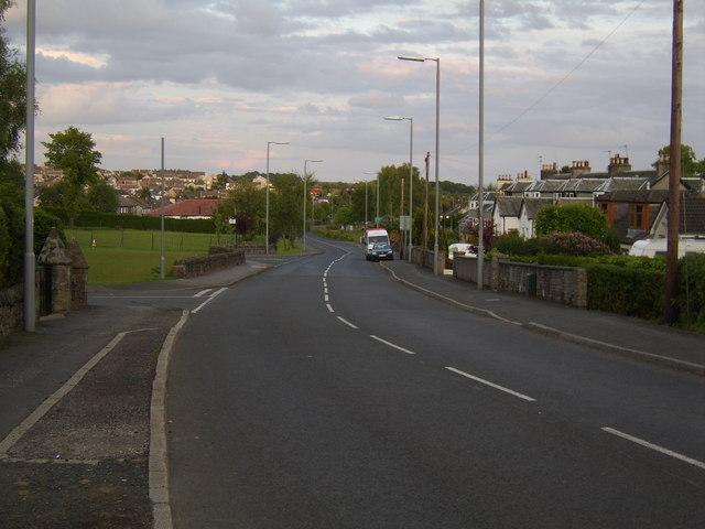 Greenock Road, Bishopton