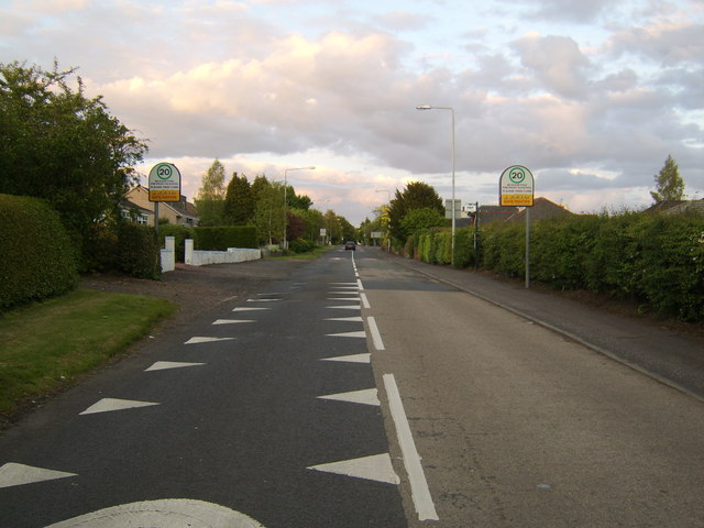Old Greenock Road, Bishopton