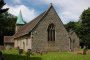 Ocle Pychard Church