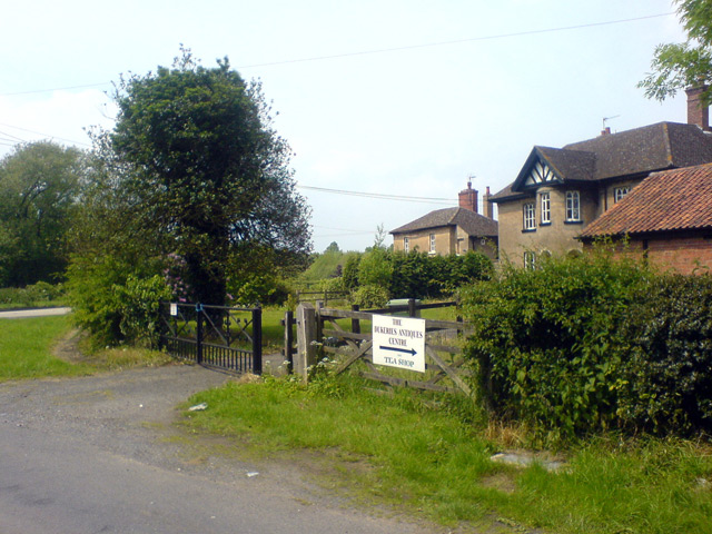 Houses in Budby