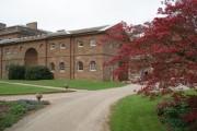 Berrington Hall stable block