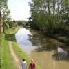 The Grand Union Canal, Whilton Locks, Whilton