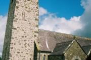Jeffreyston: parish church of St. Oswald & St. Jeffrey