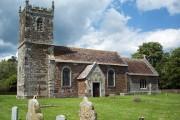 The Parish Church of St Mary, Almer