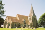 Herstmonceux: parish church of All Saints