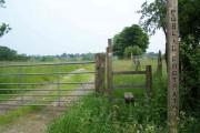 Footpath Near Garshall Green