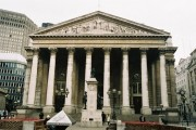 City of London: The Royal Exchange