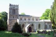 Great Tew church