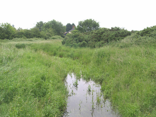 The Hundred River, Knodishall Common