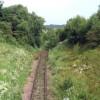 Disused Railway Track near Edwinstow
