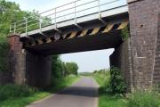 Railway bridge, Kirton