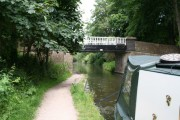Bridge 168, Grand Union Canal, Watford