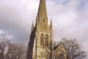 Longfleet: parish church of St. Mary