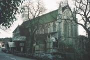 Parkstone: parish church of St. Peter
