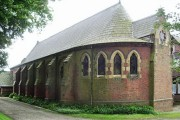 St Anne's RC Church, Westby Mills.