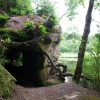 Foot tunnel, Lake Wood, Uckfield