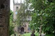 Deane Parish Church, St Mary the Virgin