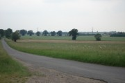 View of Woolley Leys Farm and Plantation