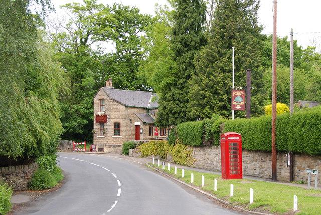 The Royal Oak, Cordwell Lane, Millthorpe, Nr Holmesfield, Derbyshire