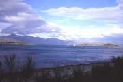 lloch Linnhe from near the Port Appin jetty