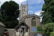 Blagdon church
