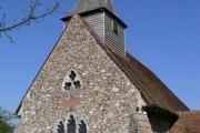 Leaden Roding church