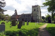 St Mary, King's Walden, Herts