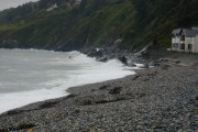 Old Laxey, beach