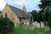 Church of St John the Baptist, Werrington