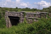 Railway bridge at Criggan