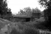 Ash (road) bridge, Basingstoke Canal