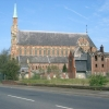 The Old Gorton Monastery on Gorton Lane