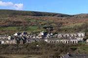 Wyndham From Cwm Ogwr Fawr