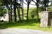Farm known as Ballaskyr - just off the TT Course