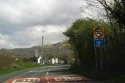 Pen-y-cae Road Scene