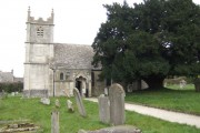 St. Mary's church, Great Witcombe