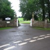 Gates to All Hallows school